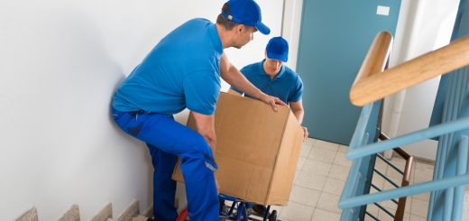 moving services in Vancouver