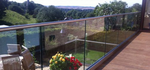 Benefits of Event Space Designed with Glass Balustrades