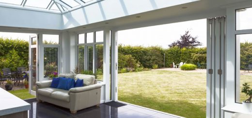 The advantages and disadvantages of using a bi-folding door at your home