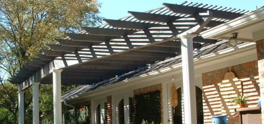 How Your Home Can Benefit From Pergolas