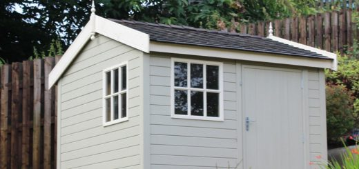 The Best Garden Sheds Stylish Finish and Multi-Purpose Built