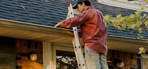 Gutter Cleaning for Homes
