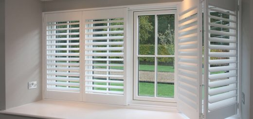 Louvers are usually made from polymer or wood. Both of these types of louvers include beauty and sophistication to any room.