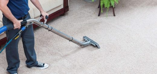 Carpet Cleaning How Often Should You Do It