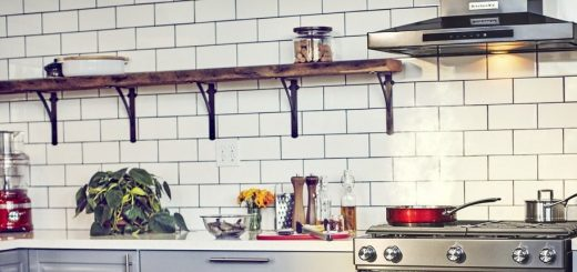 What are the Modern appliances to enhance the look and style of kitchens